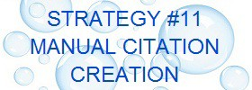 Citation Creation Strategies
