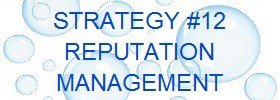 Reputation Management Strategies