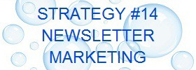 Newsletter Marketing Strategies