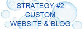 Custom Website and Blog Strategies