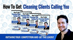 Learn How To Dominate Your Local Cleaning Market